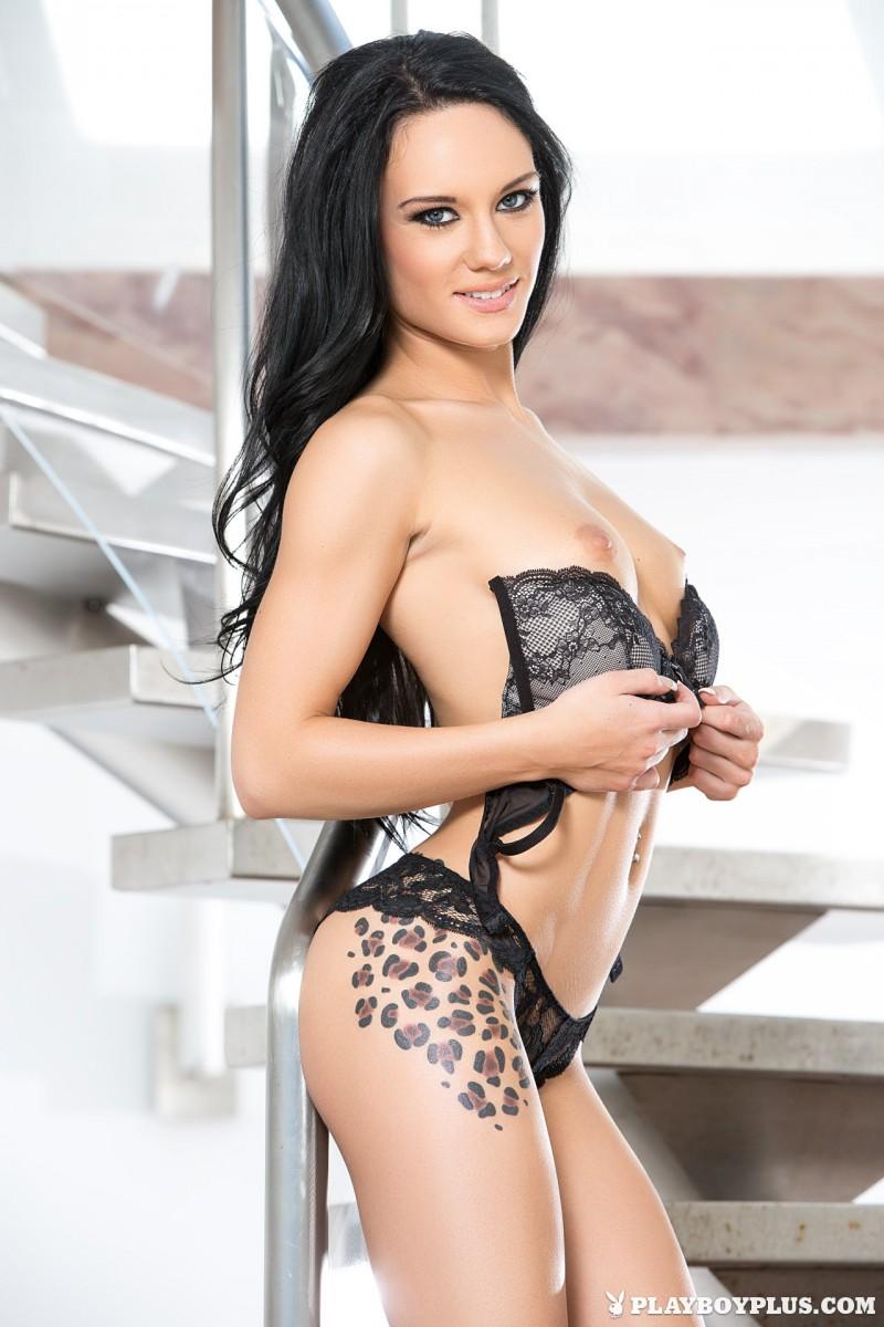 meghan-leopard-nude-brunette-lingerie-playboy-11