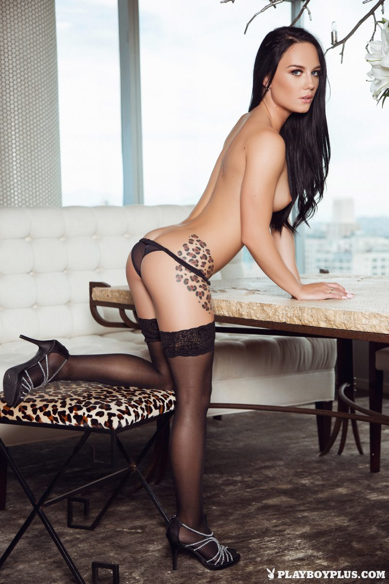meghan-leopard-garters-stockings-naked-playboy-18