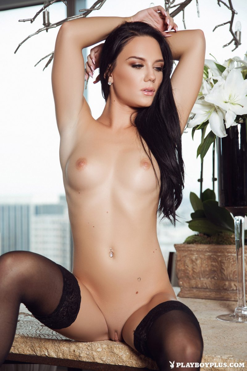 meghan-leopard-garters-stockings-naked-playboy-27