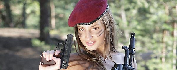 Melena – Commando