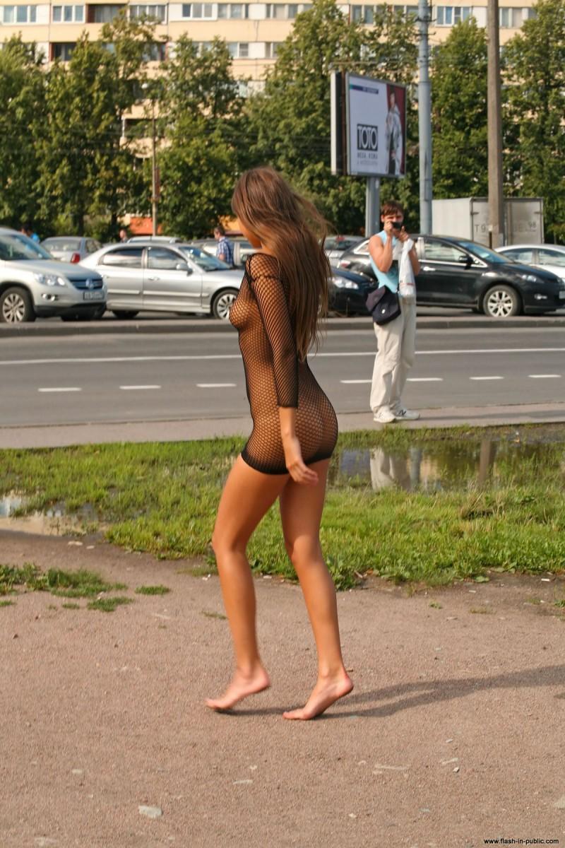 melena-r-nude-fishnet-flash-in-public-19