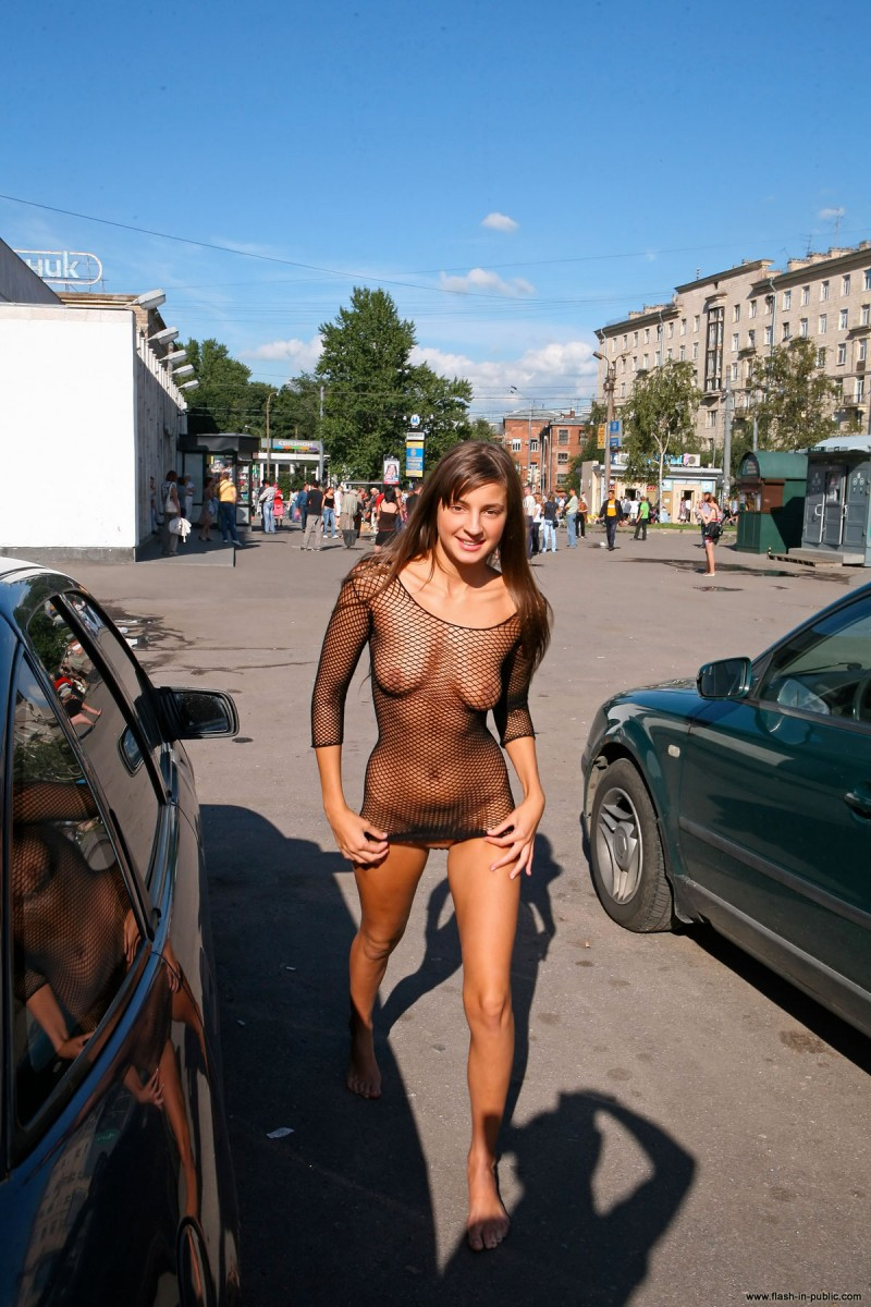 melena-r-nude-fishnet-flash-in-public-26