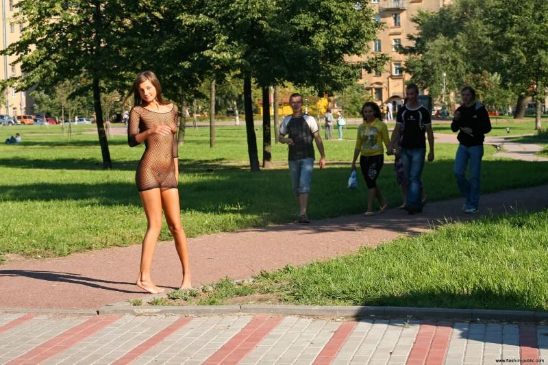 melena-r-nude-fishnet-flash-in-public-34