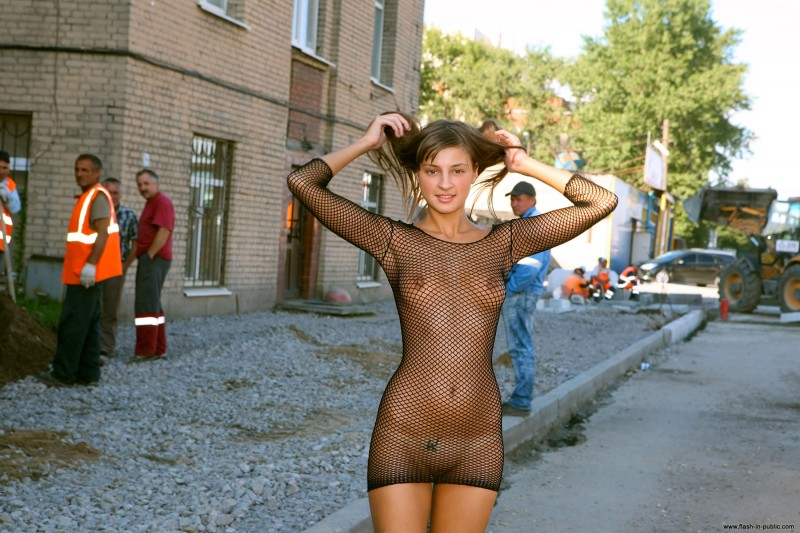 melena-r-nude-fishnet-flash-in-public-42