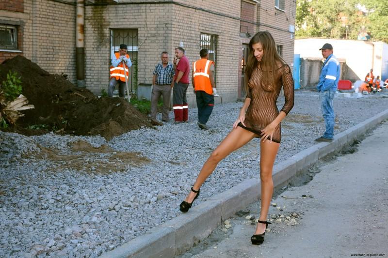 melena-r-nude-fishnet-flash-in-public-43
