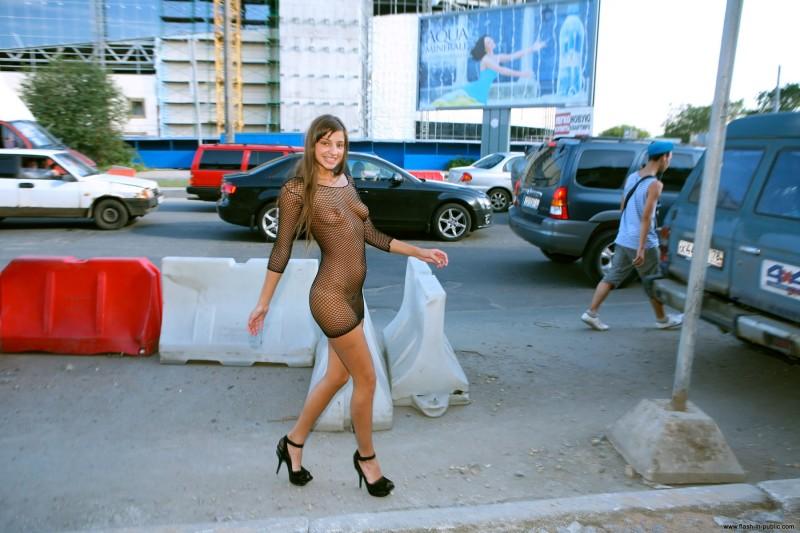 melena-r-nude-fishnet-flash-in-public-50