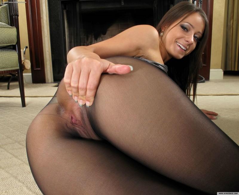 Melisa mendini white stockings 2 6