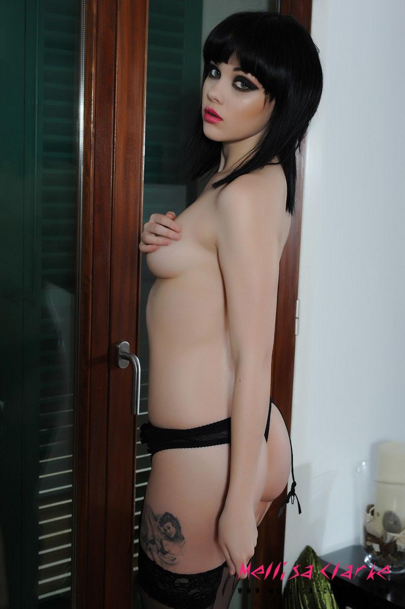 mellisa-clarke-garter-belt-black-stockings-brunette-young-07