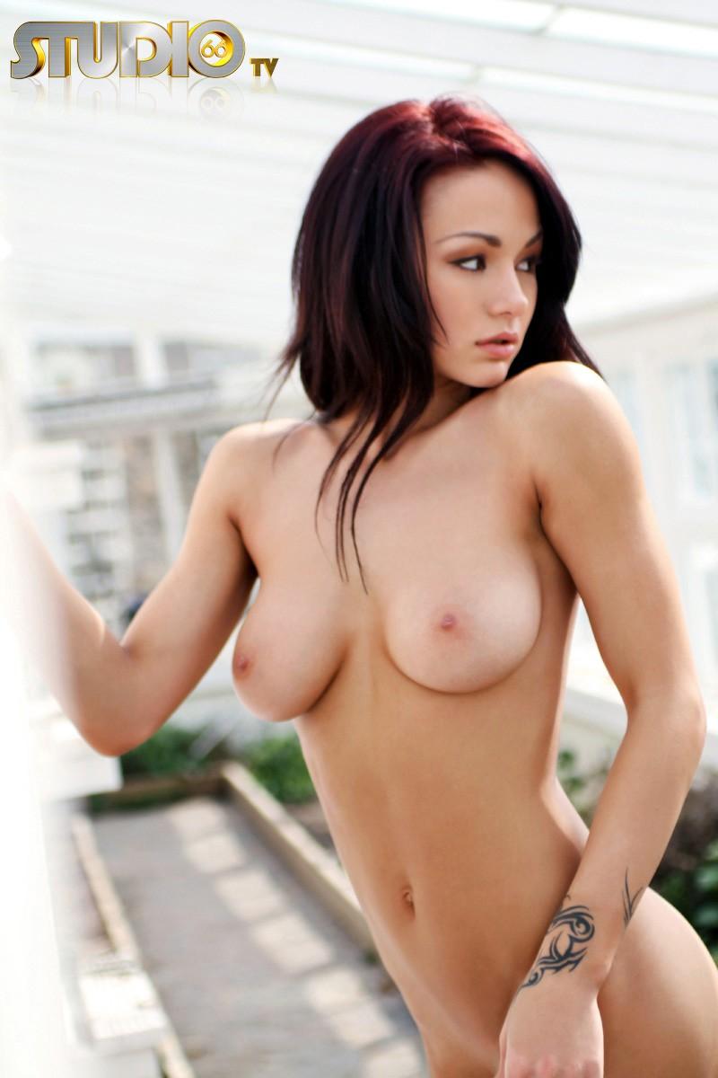 mica-martinez-white-lingerie-nude-15