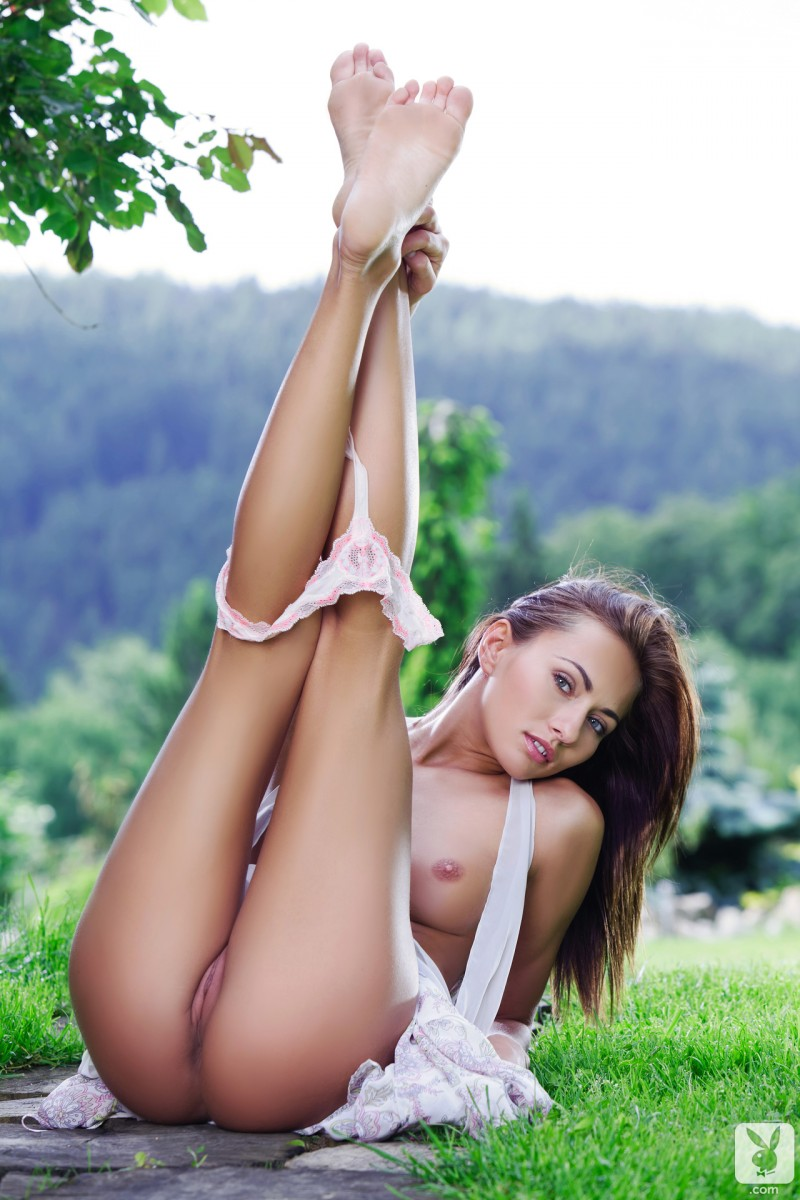 michaela-isizzu-green-grass-garden-nude-playboy-11