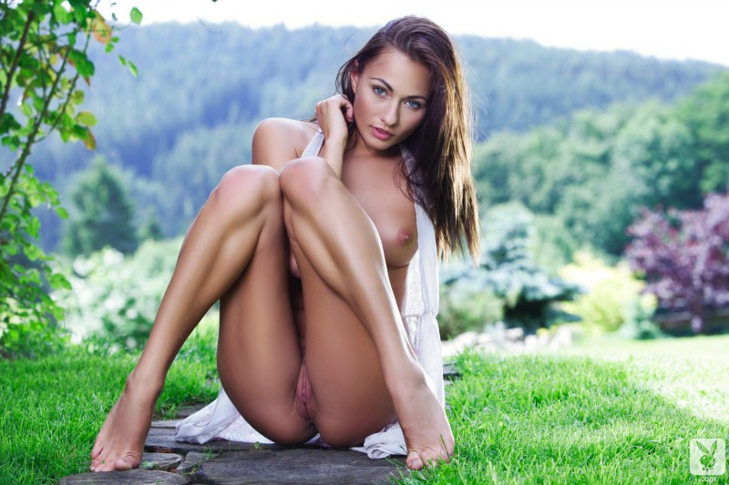 michaela-isizzu-green-grass-garden-nude-playboy-15