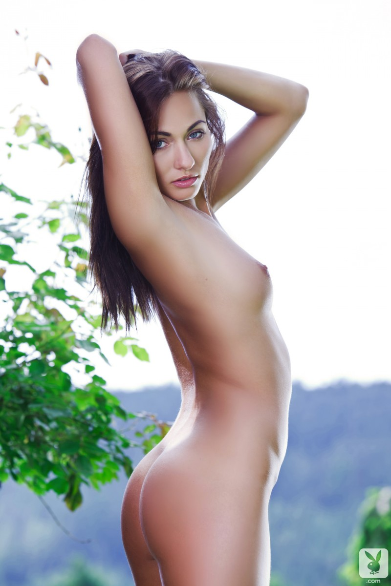 michaela-isizzu-green-grass-garden-nude-playboy-19