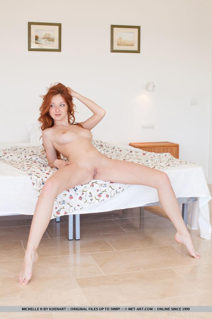 michelle-h-redhead-nighty-nude-metart-13