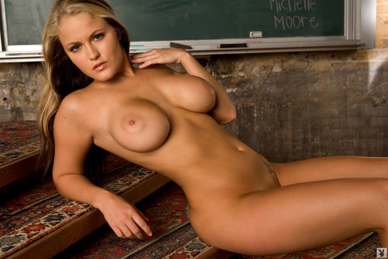 michelle-moore-classroom-boobs-naked-playboy-18