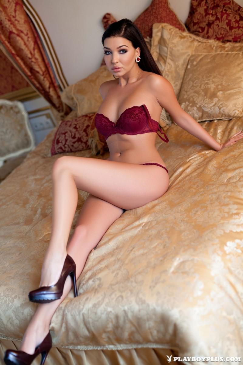 milica-nude-serbian-lingerie-playboy-04
