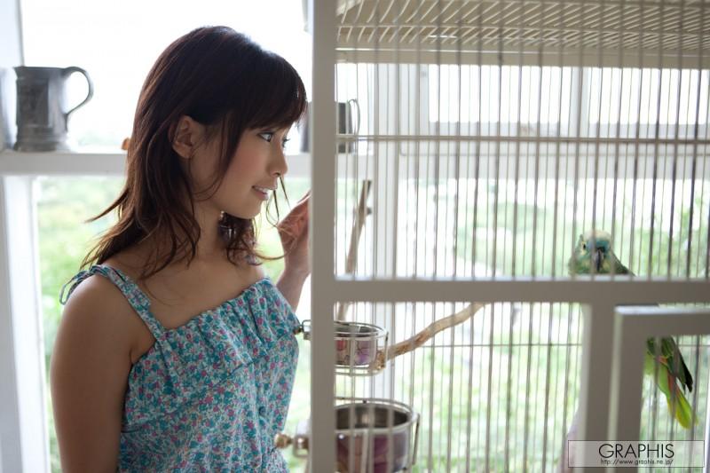 minami-kojima-nude-blue-dress-graphis-05