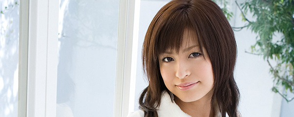 Misaki Mori in plaid skirt