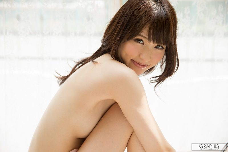 moe-amatsuka-pink-nighty-nude-graphis-19