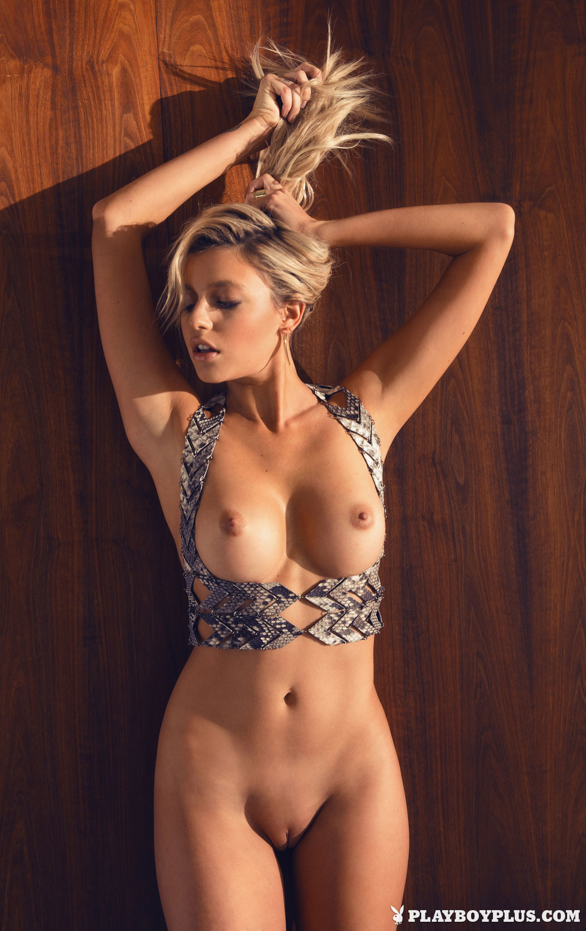 playmates Nude blonde