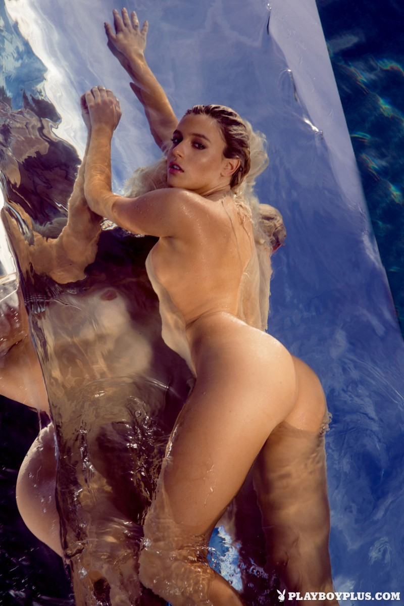 monica-sims-pool-naked-playboy-10