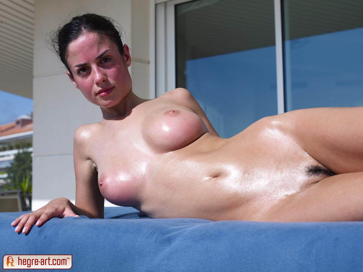 nude beach massage
