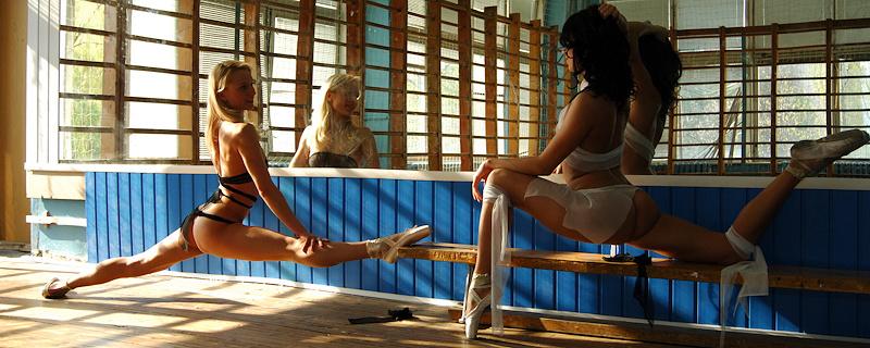 Naked ballerinas vol.3