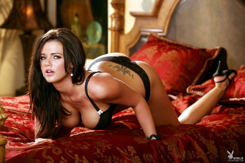 nancy-patton-nude-bedroom-lingerie-playboy-10
