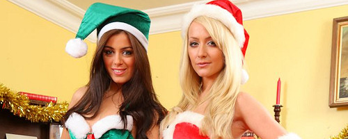 Naughty Santa's Helpers