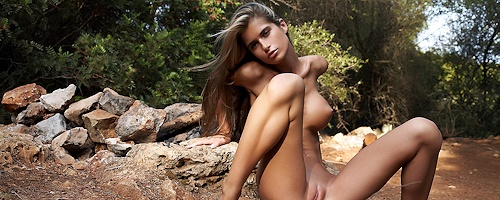 Nessa – Naked in the wild