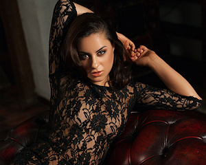 nikki-black-dress-nude-playboy
