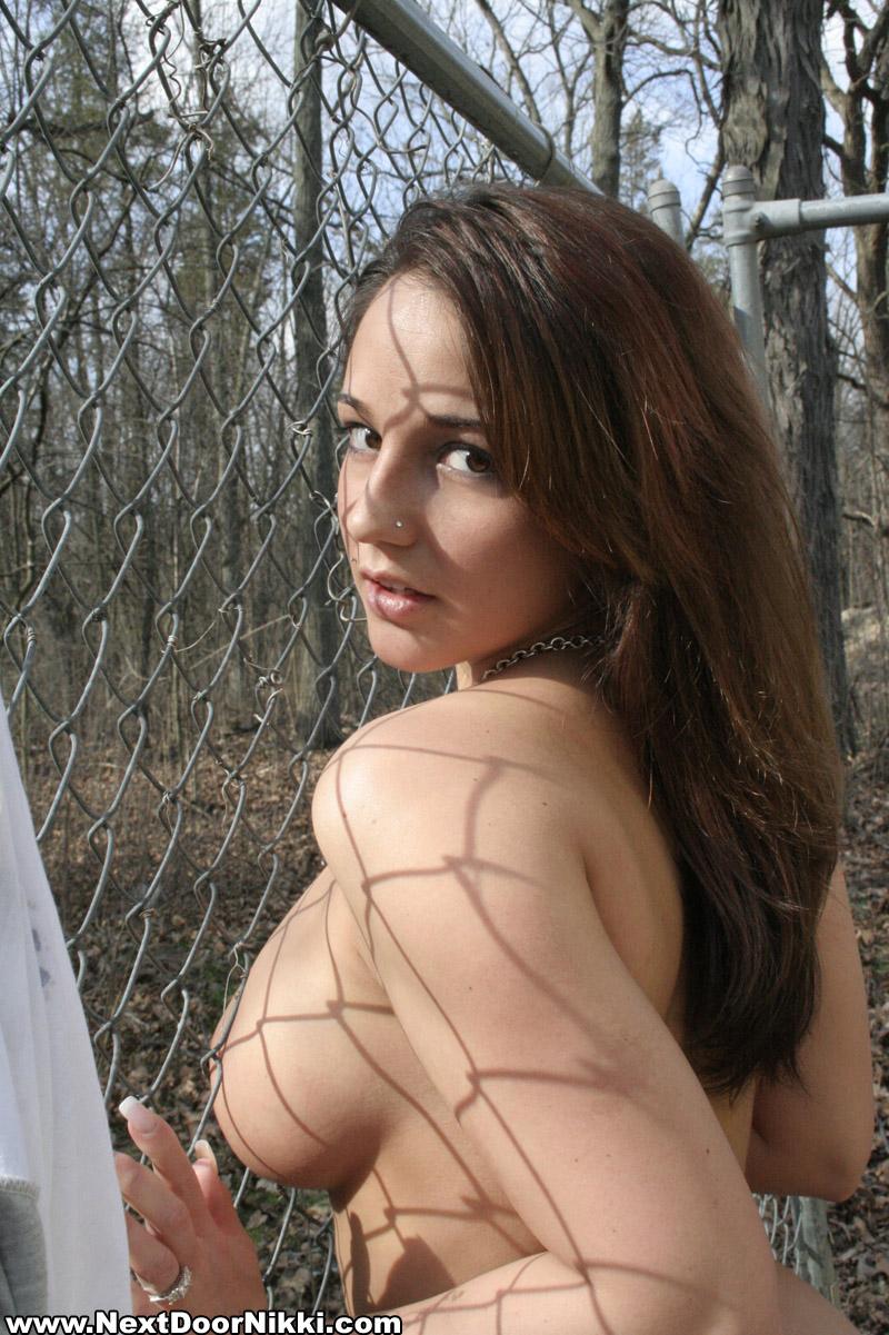 Girl next door nikki naked