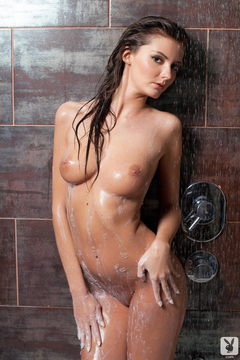 Mature women showering naked can ask