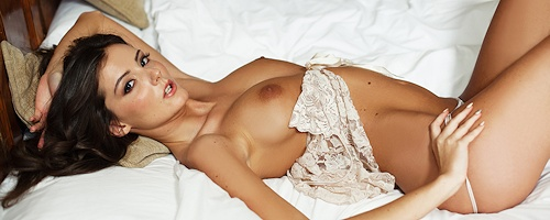 Noemi Kappel in Playboy