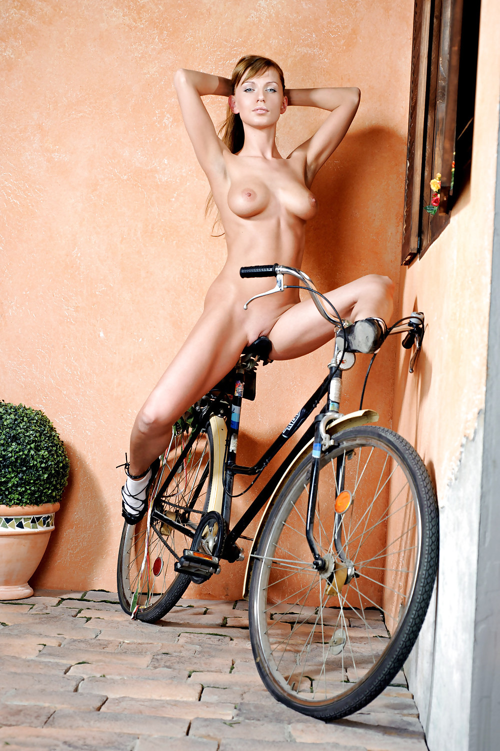 Opinion you Girls nude on bikes spread confirm. agree