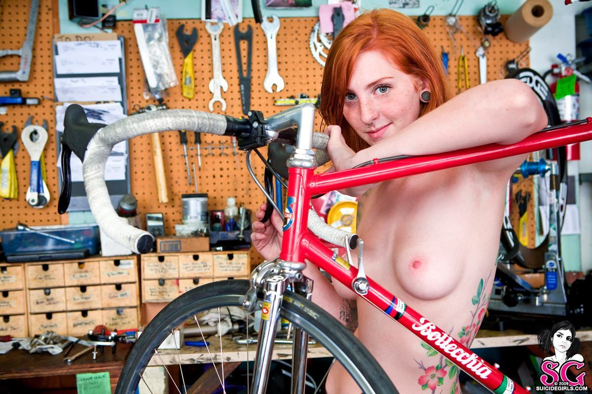 Nude bike suicide girls think, that