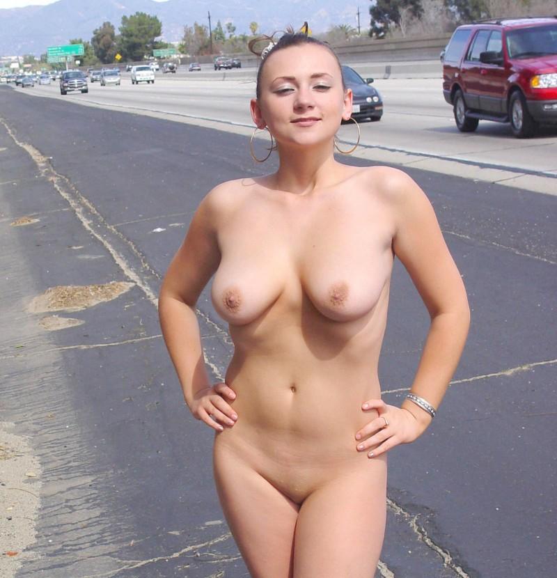 Nude In Public Volume