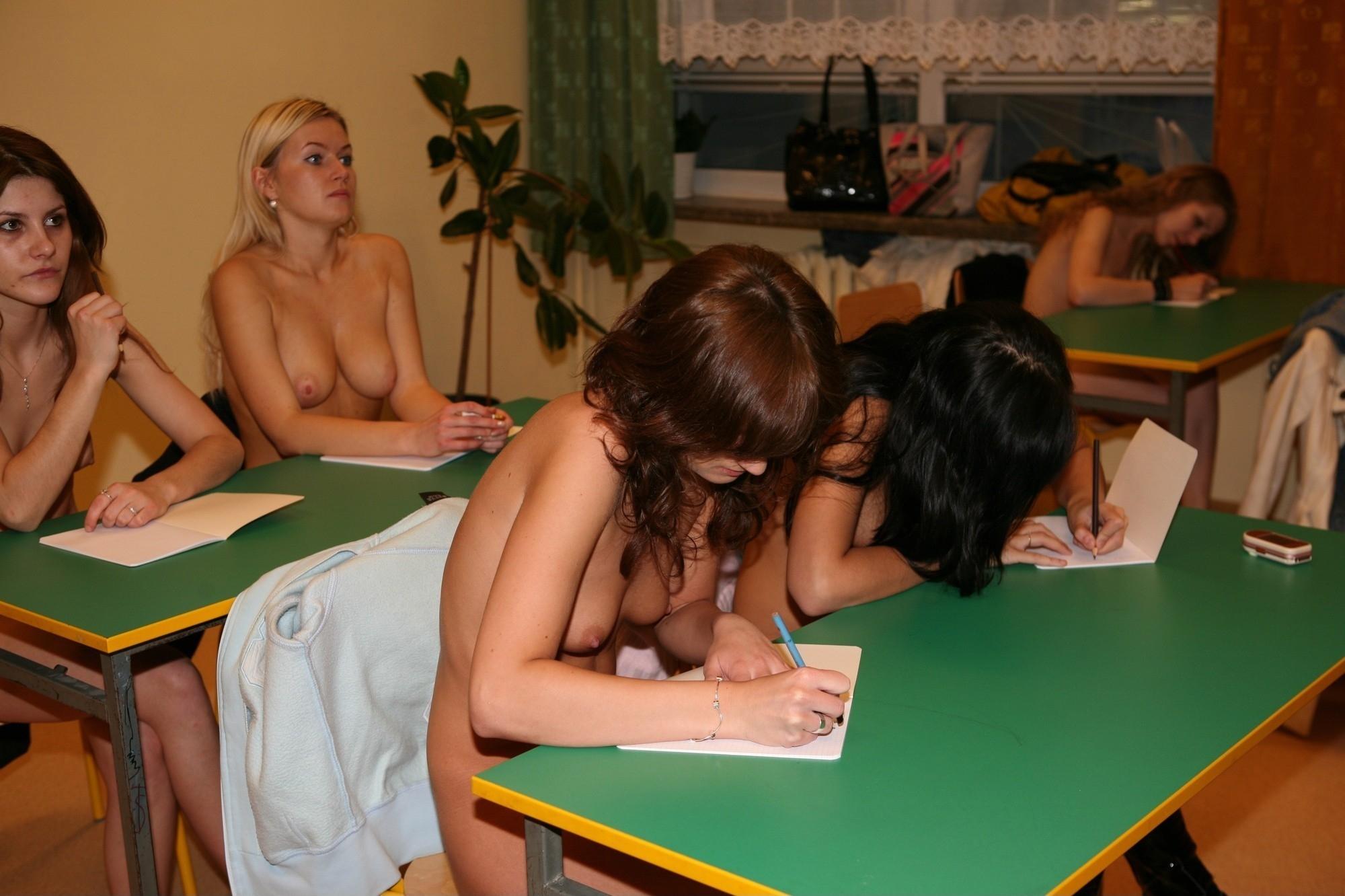 Вшколе урок нудистов фото 498-702