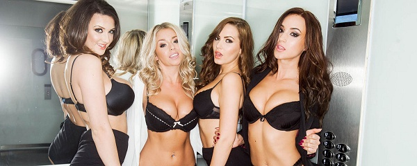 Nuts Magazine: Office Babes