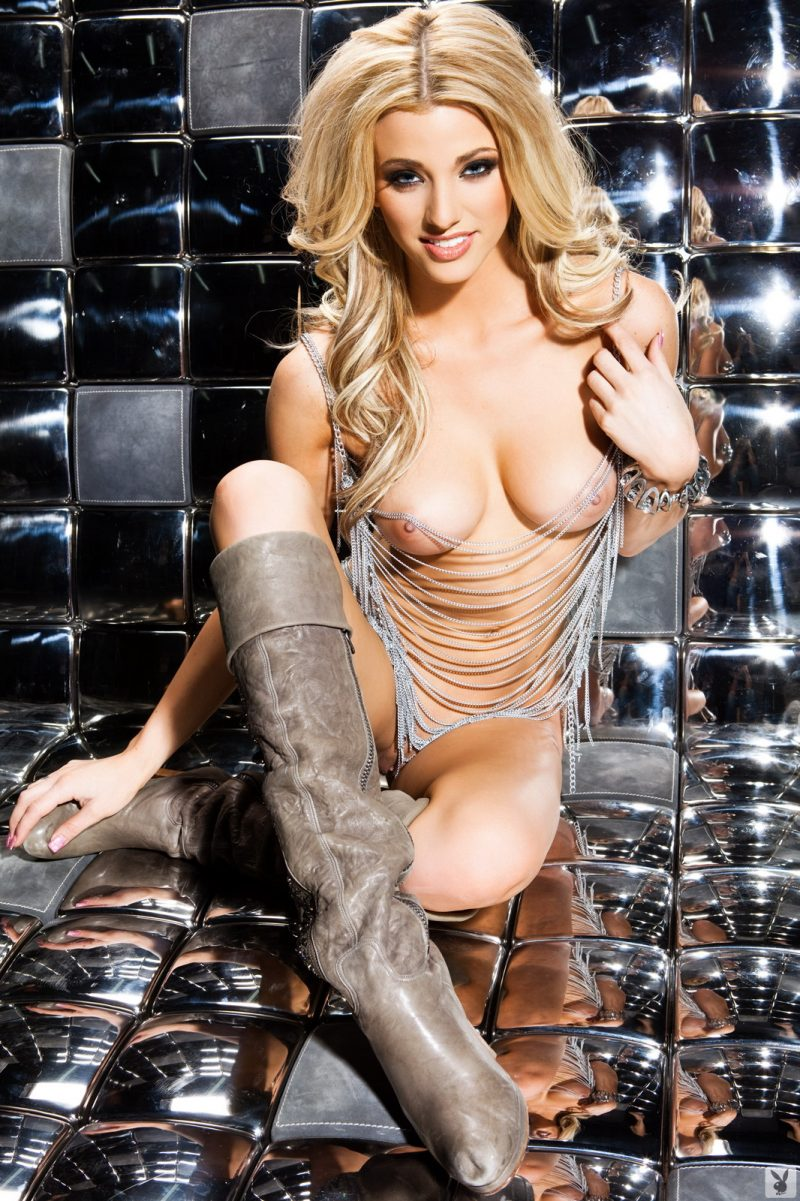 olivia-paige-chain-dress-nude-playboy-16