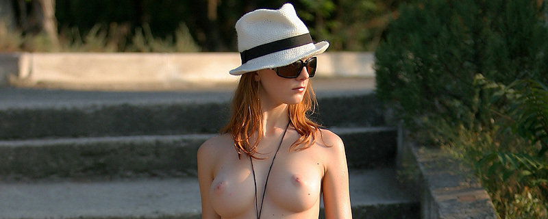 Orina – Girl in white hat