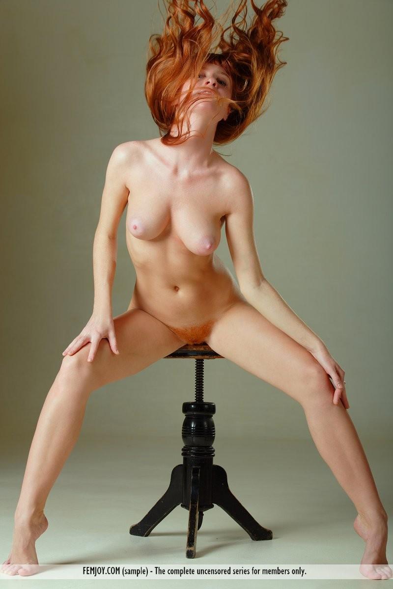 ossana-nude-redhead-swivel-stool-femjoy-08