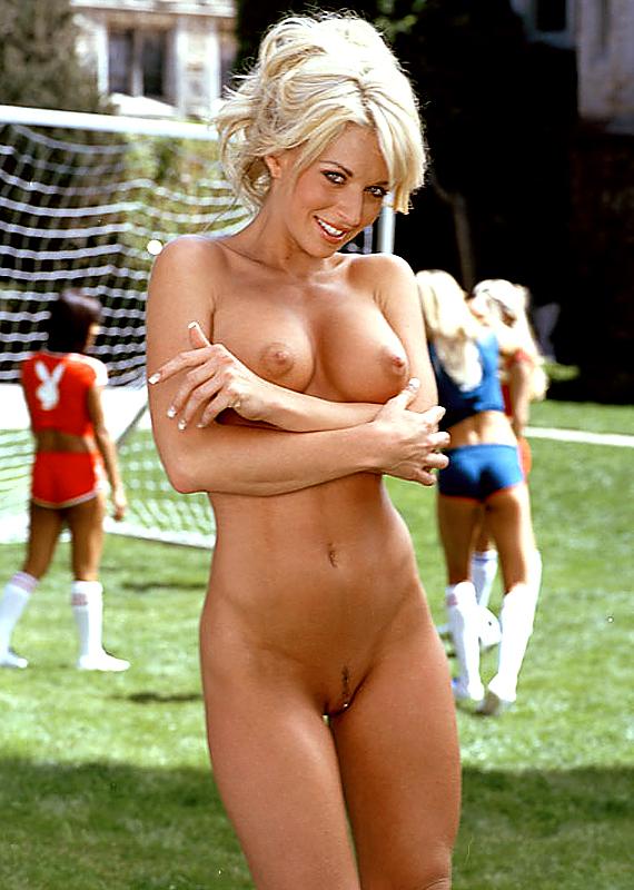 playboy sexy naked world soccer team