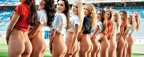 Polish Playboy Team for Euro2012