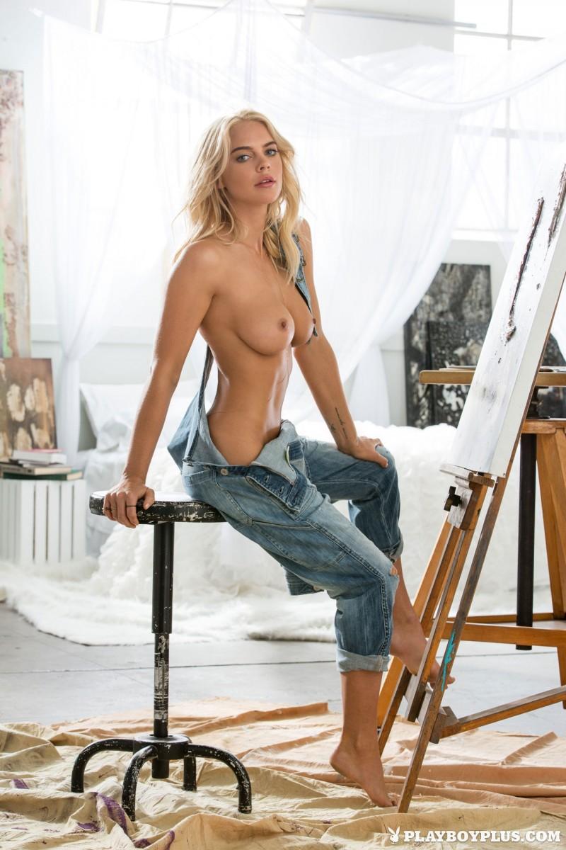 rachel-harris-nude-denim-overalls-playboy-11