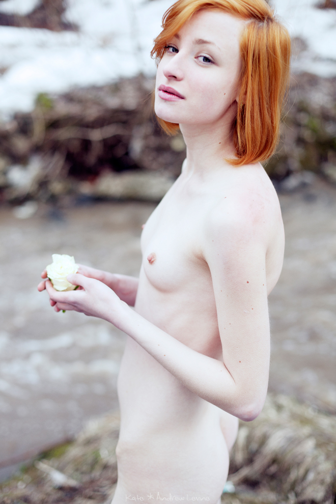 Pale red head porn — img 8