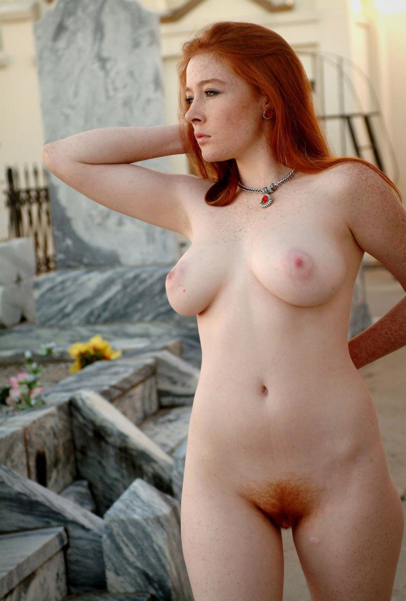 Nude tatooed redhead Thanks!