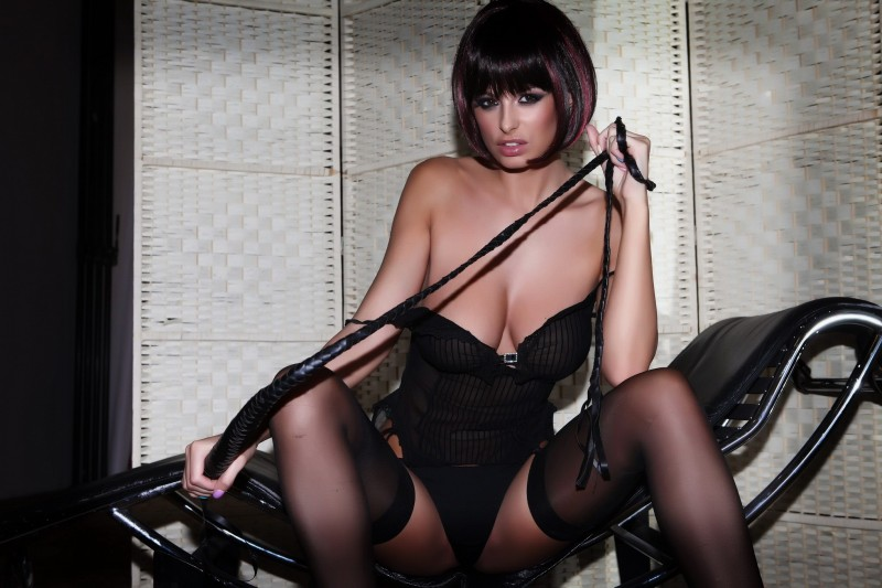 rhian-sugden-stockings-high-heels-topless-04