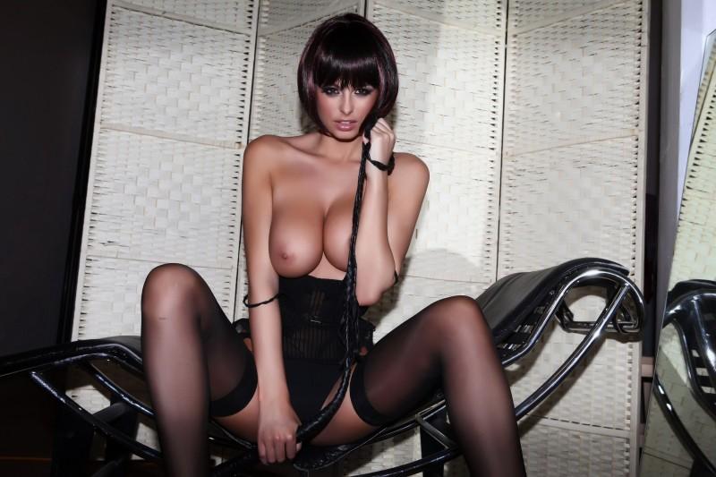rhian-sugden-stockings-high-heels-topless-06