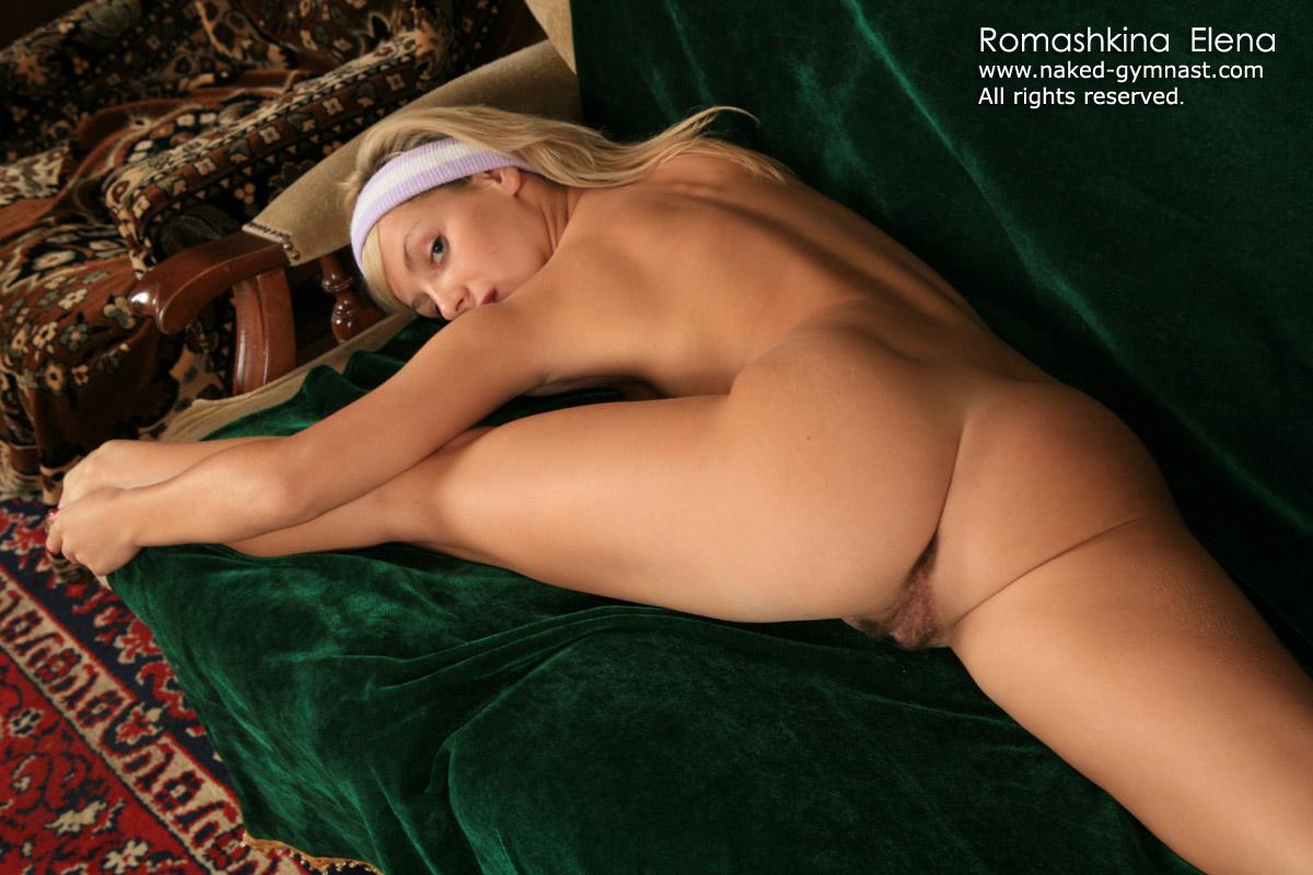 Romashkina elena flexible girl 05 RedBust