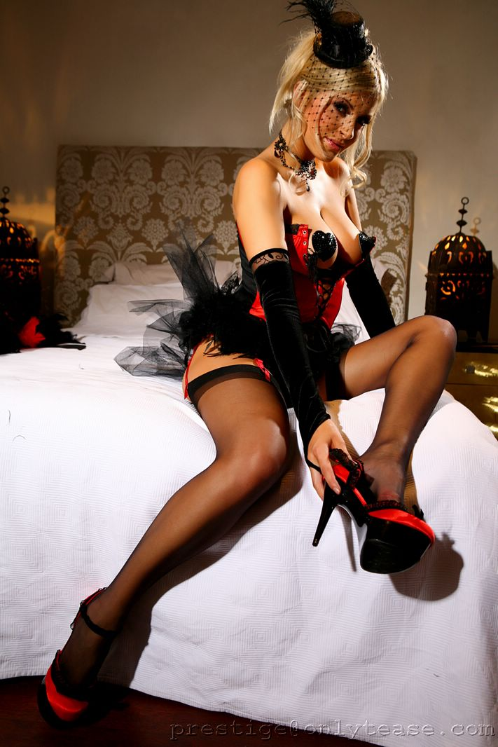 sam-cooke-corset-mask-stockings-onlytease-21